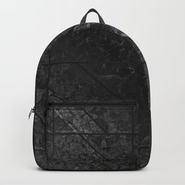 Black Marble Texture G310 Backpack