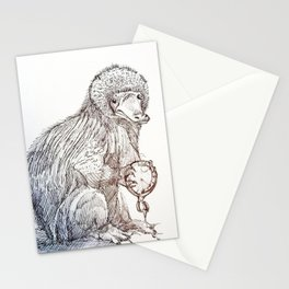 Incorrigible Niffler Stationery Cards