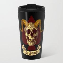 Ace of Spades Travel Mug