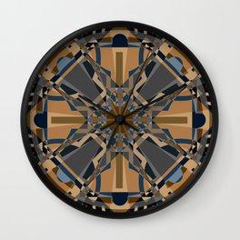 Cosmic Ripples Wall Clock