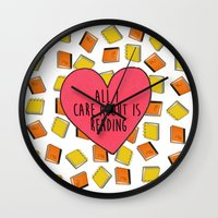 reading Wall Clocks featuring reading by Synne Vestvik