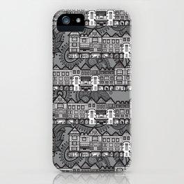 Liberty store. London iPhone Case