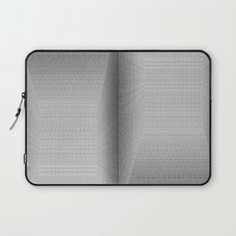 The Binary Rooms Laptop Sleeve