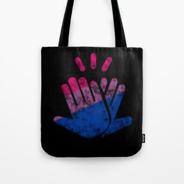 Bi Five Tote Bag