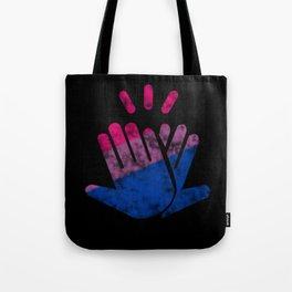 Bi Five Tote Bag