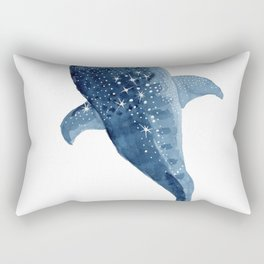 The Shark Star Rectangular Pillow
