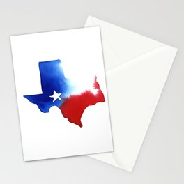 Texas Forever Stationery Cards