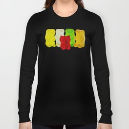 Losing My Mind (The Gummie Bears Photo Original) Long Sleeve T-shirt
