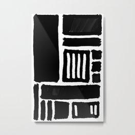 Orin II Metal Print