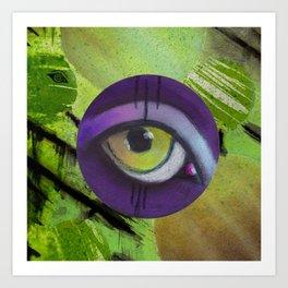 eye only II Art Print