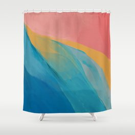 July Shower Curtain