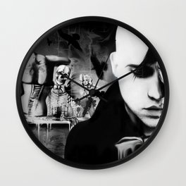 Night terrors, stuck in limbo. Wall Clock