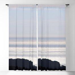 Mediterranean Sea Coastline 1 Blackout Curtain