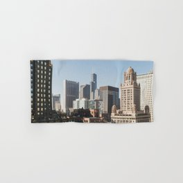 City View Hand & Bath Towel