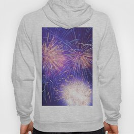 July Fourth Fireworks Hoody