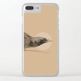 Ready to Fly Clear iPhone Case