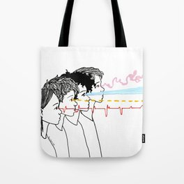 The Way We See Tote Bag