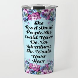 Adventures Travel Mug