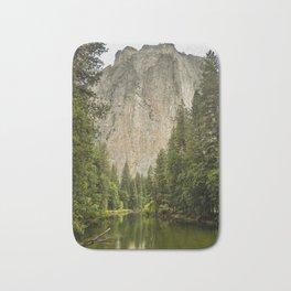 Merced River, Yosemite Valley Bath Mat