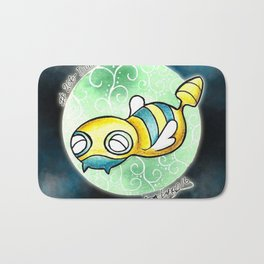 206-dunsparce Bath Mat