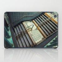subway iPad Cases featuring Subway by Sascha Selli