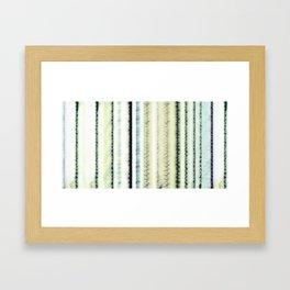 Cory, Run Framed Art Print