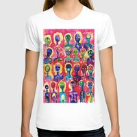 aliens T-shirts featuring aliens  by Verismaya