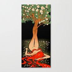 The Living Tree Canvas Print