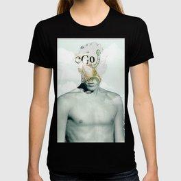 the man · itself 2 T-shirt
