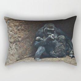 Mother Rectangular Pillow