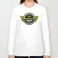 military Long Sleeve T-shirts featuring Gummer's military surplus by Buby87