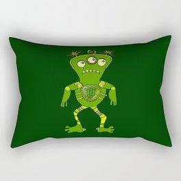 Robot № 219 Rectangular Pillow