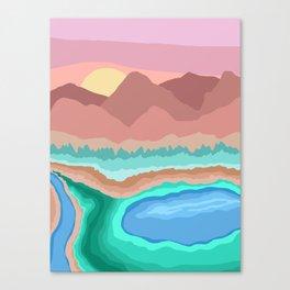 Wild Wonder 1 Canvas Print
