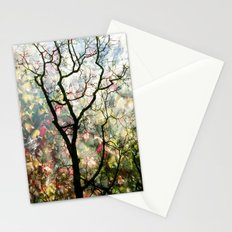Passing Through, While looking for you Stationery Cards