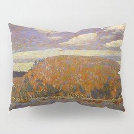 Tom Thomson The Pointers Canadian Landscape Artist Pillow Sham