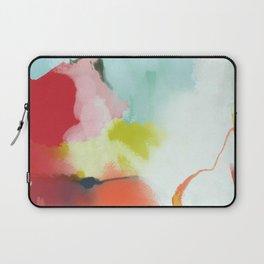 landscape in spring Laptop Sleeve