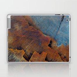 Colored Wood Laptop & iPad Skin