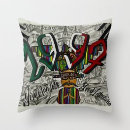 My Story 1997 Throw Pillow