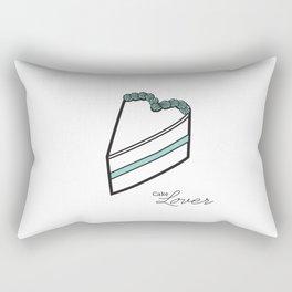 Cake lover Rectangular Pillow