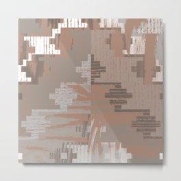 Wood print I Metal Print