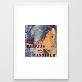 possible Framed Art Print