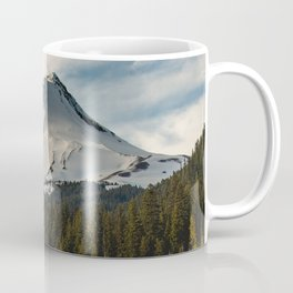 Marvelous Mount Hood at sunset Coffee Mug