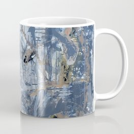 It's all about the Gray Coffee Mug