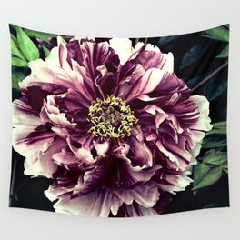 Peony Flower A103 Wall Tapestry