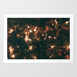 Christmas Time 35mm Art Print