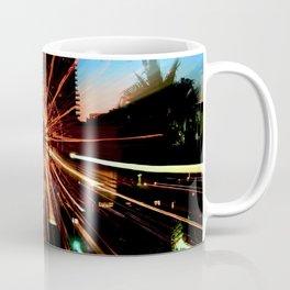 Long Beach Lights Coffee Mug