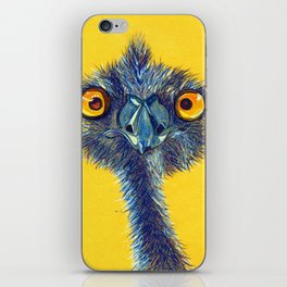 Staring Contest iPhone Skin