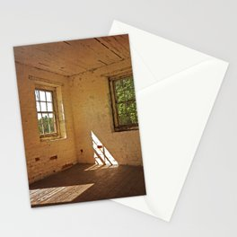 Echoes in Light Stationery Cards