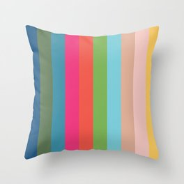 Tripurasura Throw Pillow