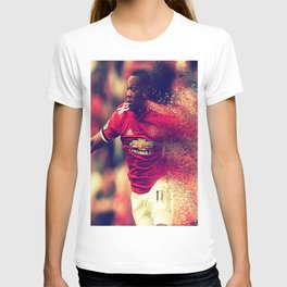 football star T-shirt
